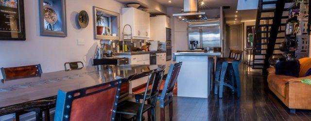 gothic-industrial-loft-open-kitchen