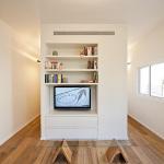 SFARO / studio 40 m2 / Tel-Aviv
