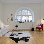 Styl skandynawski w nowoczesnym apartamencie