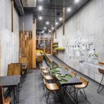 AJA Restaurant / Arch.Lab…nowoczesna restauracja