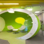 Yandex Saint Petersburg Office / Za Bor Architects … bardzo nietypowe biuro