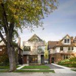 Rezydencja w Kanadzie | DMA … wąski dom jednorodzinny